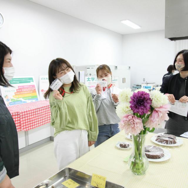 甲子園大学 夏のオープンキャンパス(栄養学部)「第1部(午前)」1
