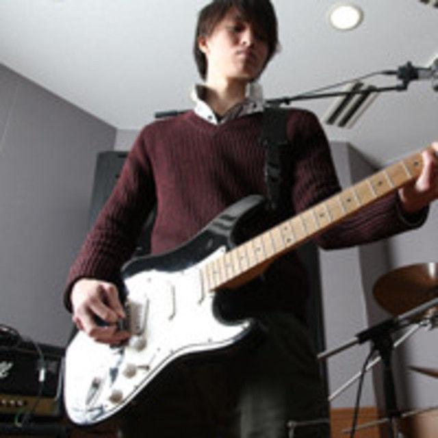 日本コンピュータ専門学校 ギターを学ぼう1
