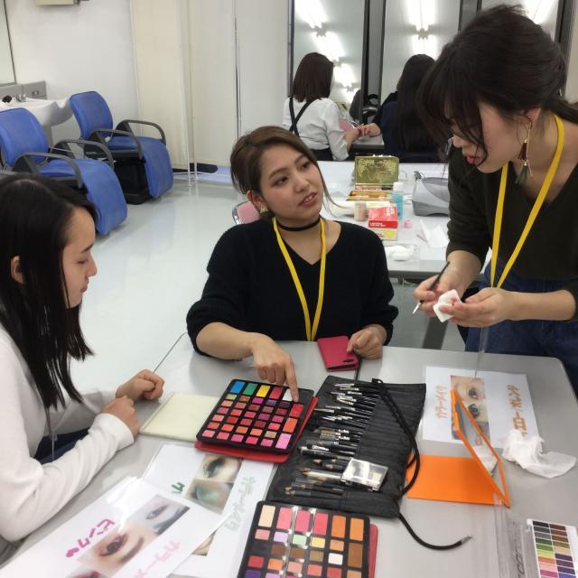 タカラ美容専門学校 選べる美容体験☆タカラDAY1
