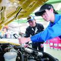 専門学校 東京工科自動車大学校品川校 [品川校]1日実習体験コース「エンジンのトラブルシュート」
