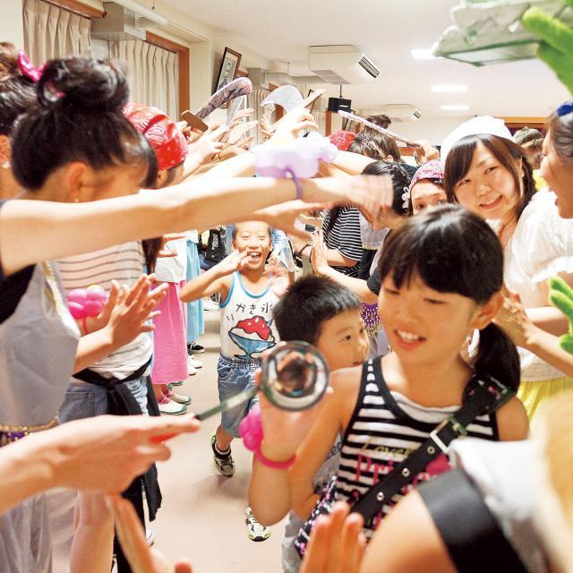 大阪保育福祉専門学校 体験授業「ことばで遊ぼう♪」1