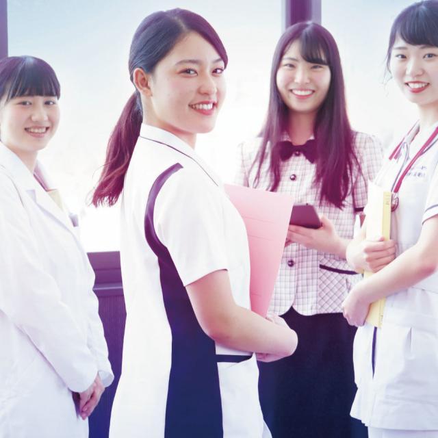 北海道ハイテクノロジー専門学校 医療系学科卒業生大集合!リアルな医療の現場がわかるO.C !1