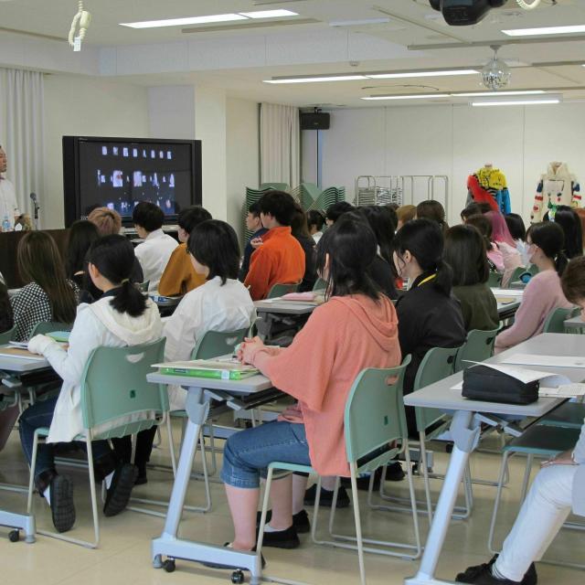 宮城文化服装専門学校 【オープンキャンパス】ファッションに関わる仕事を体験しよう!4