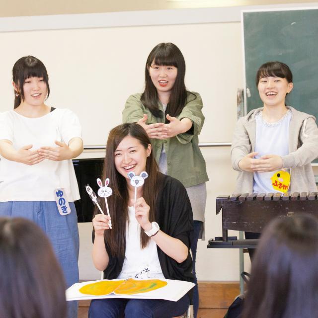 西南女学院大学短期大学部 ☆2019夏のオープンキャンパス★3