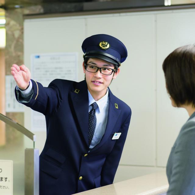 東京ホテル・トラベル学院専門学校 オープンキャンパス☆鉄道系☆2