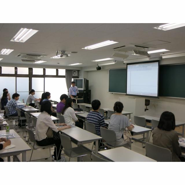 関東リハビリテーション専門学校 オープンキャンパス1