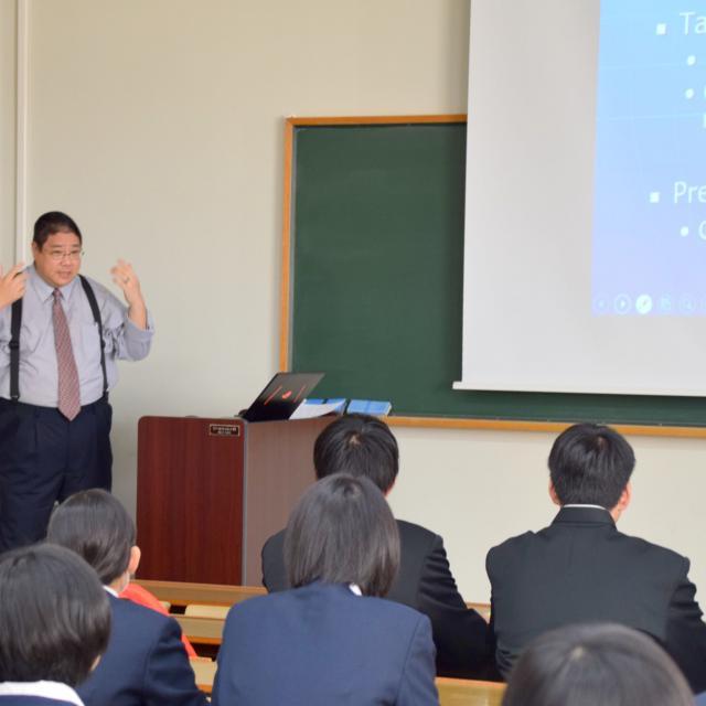 宮崎国際大学 大学入試センター試験英語リスニング対策講座20191