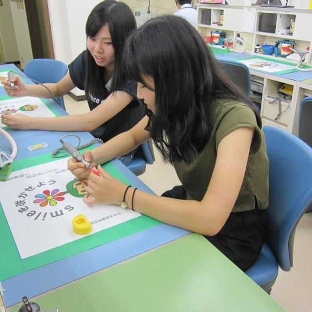 名古屋歯科医療専門学校 歯科技工士のことがわかる半日体験コース1
