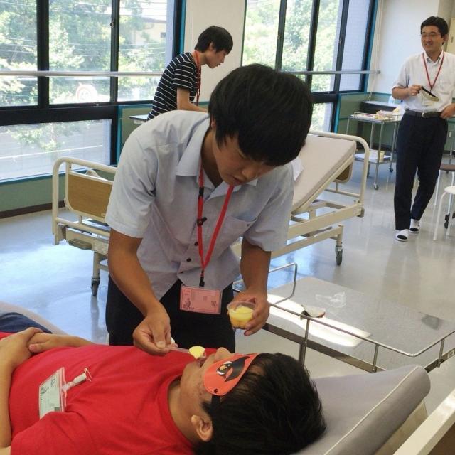 神戸医療福祉専門学校中央校 スポーツ・美容・鍼灸・介護・福祉、1つでもピンときたら是非☆2