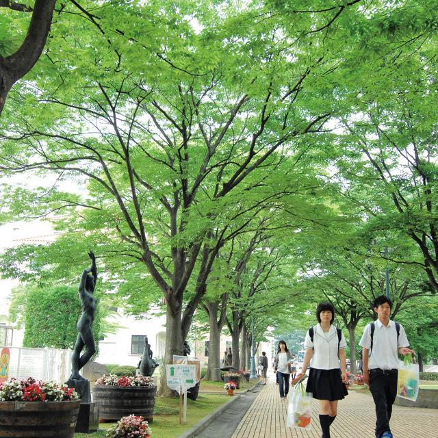 福島学院大学短期大学部 オープンキャンパス8月2