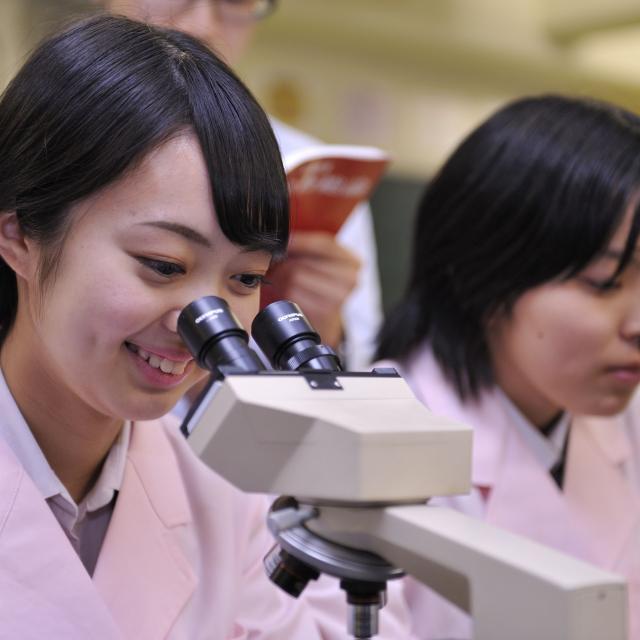 西武学園医学技術専門学校 オープンキャンパス(臨床検査技師科)2