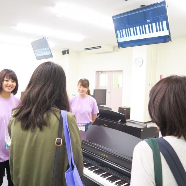 和泉短期大学 オープンキャンパス3