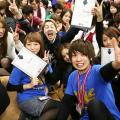 大阪ベルェベル美容専門学校 憧れのシゴト1日体験☆プロの技術を教えちゃいます!