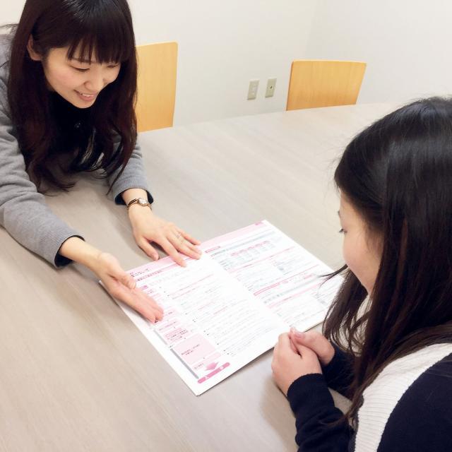 東京保育医療秘書専門学校立川校 初めて参加する人におすすめ!学校説明会・オープンキャンパス3