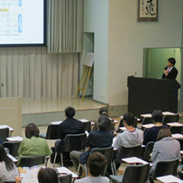 京都建築大学校 インテリアの体験授業が受けられる学校説明会1