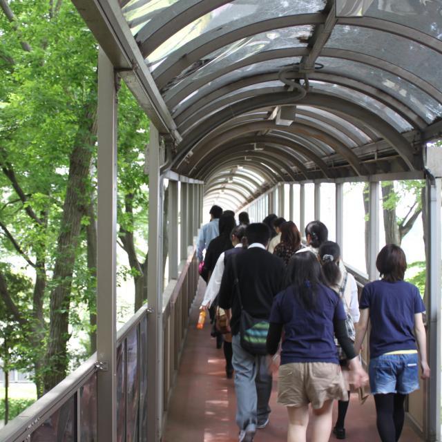 浦和大学 オープンキャンパス3