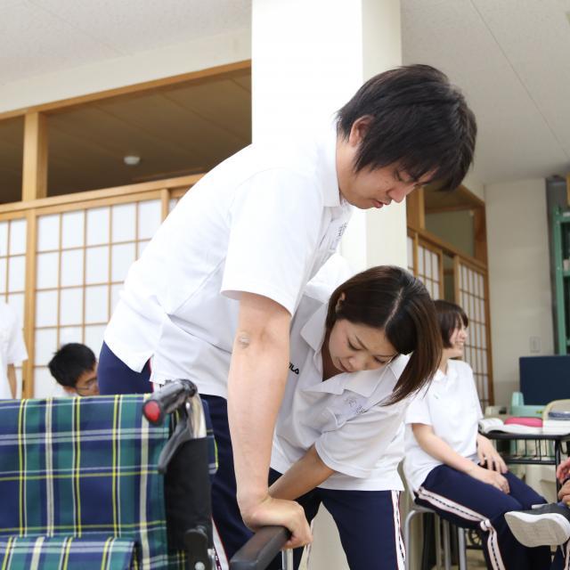 和歌山YMCA国際福祉専門学校 和歌山YMCA国際福祉専門学校のオープンキャンパス1