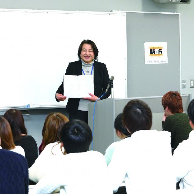 大阪観光大学 1日体験入学1