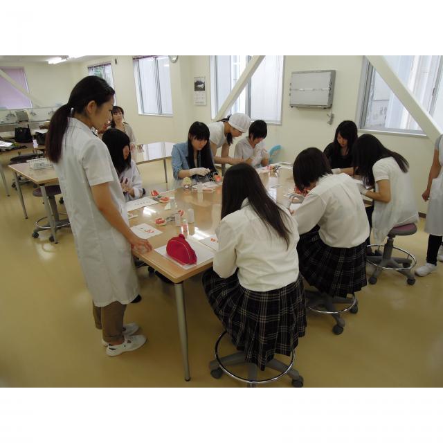長野平青学園 【2018年】オープンキャンパス2
