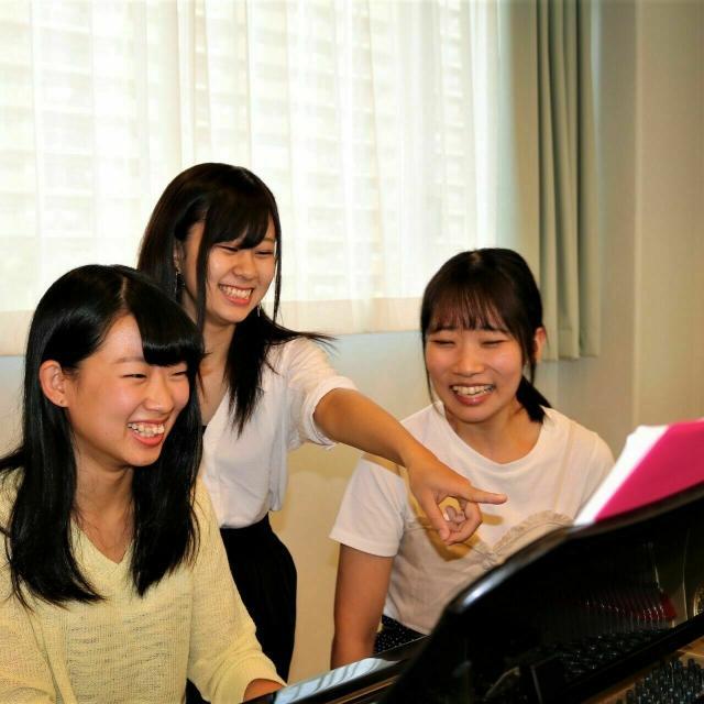 蒲田保育専門学校 【ピアノ講習会】保育分野のピアノを体験してみよう♪1