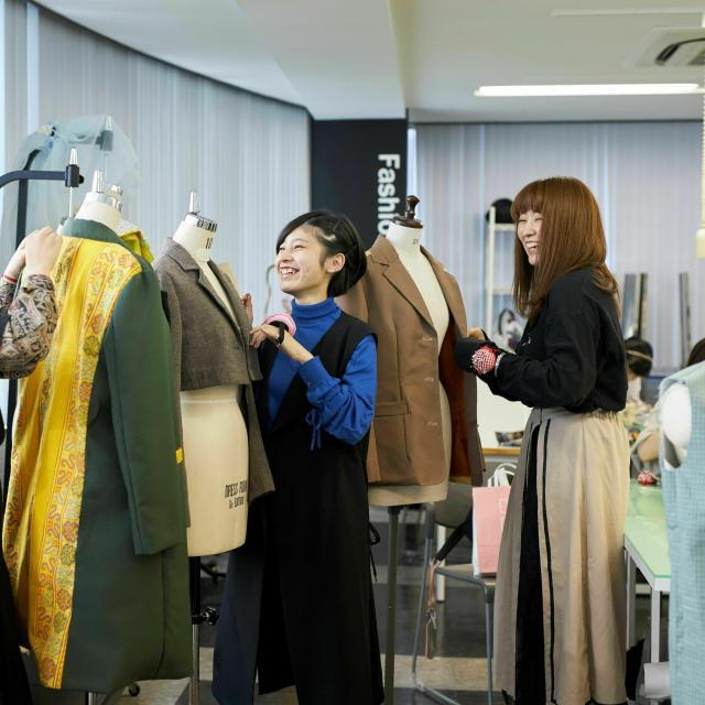 名古屋デザイナー学院 ファッションデザイン講座! 友達・家族と参加もOK☆1