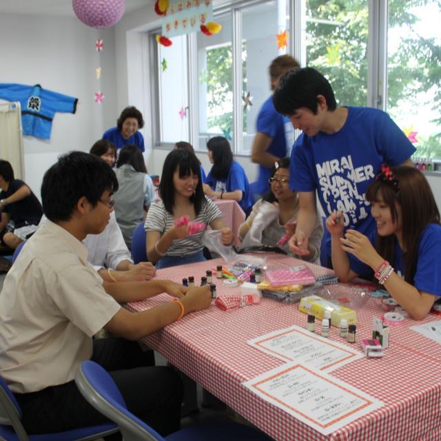 前橋医療福祉専門学校 2018 オープンキャンパス2
