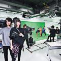 名古屋ビジュアルアーツ TV番組・映画・動画をつくろう! 7月の体験入学