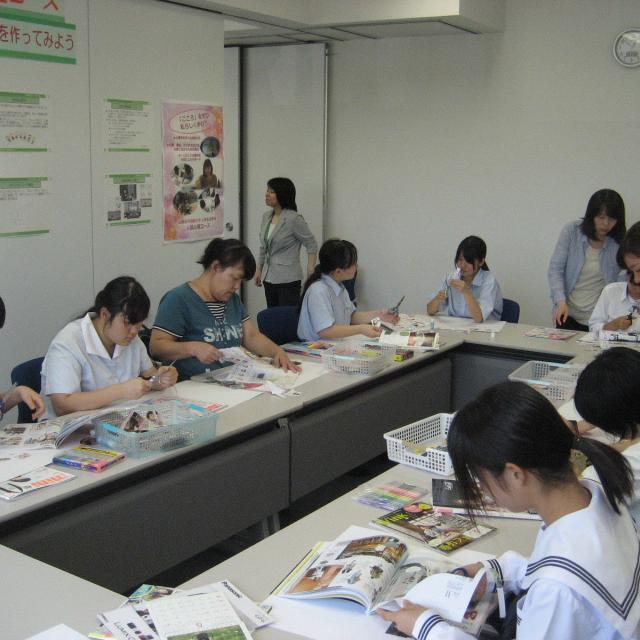 【人間生活学科】オープンキャンパス