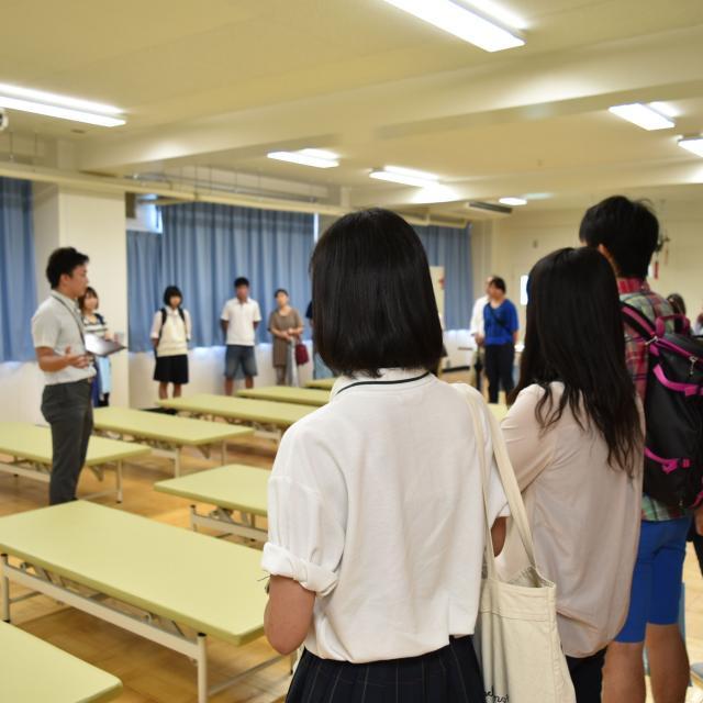 日本保健医療大学 オープンキャンパス20183