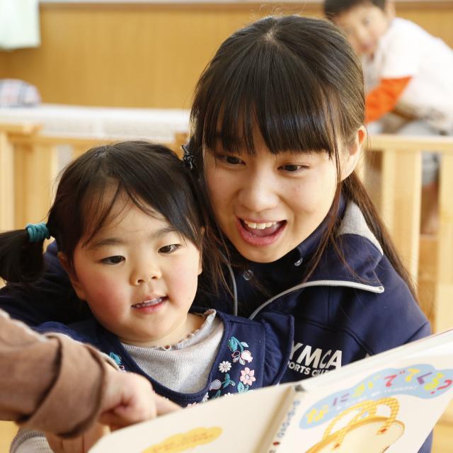 横浜YMCAスポーツ専門学校 保育実技2