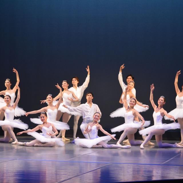 芦屋大学 【座学】クラシックバレエの基礎知識2