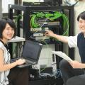 国際理工情報デザイン専門学校 【授業見学会】対象 : 情報ネットワーク科