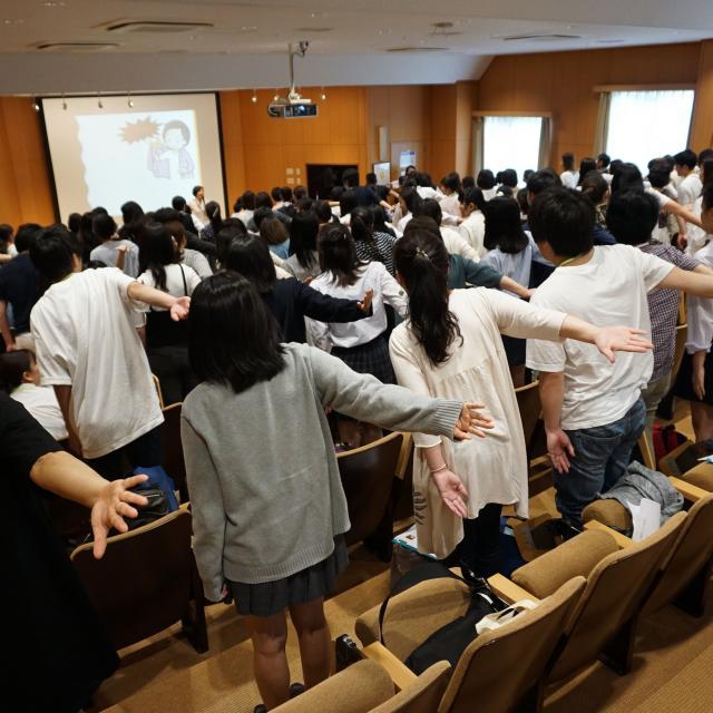 湘南鎌倉医療大学 WEBオープンキャンパス4