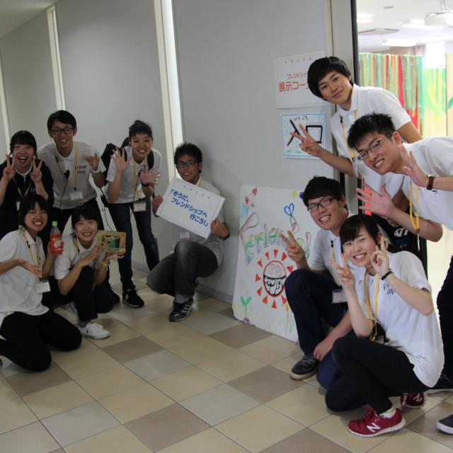 岐阜聖徳学園大学 2019 OPEN CAMPUS-HASHIMA1