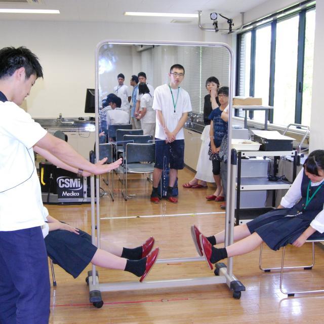 四国医療専門学校 理学療法学科 オープンキャンパス20192