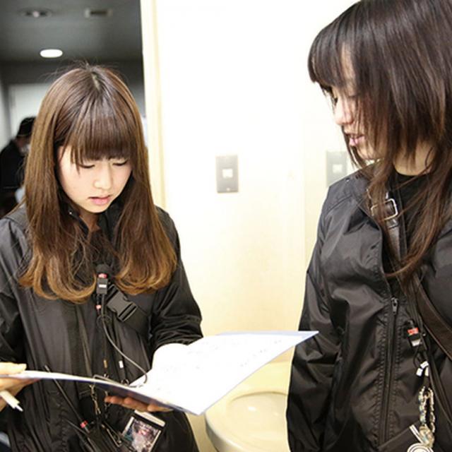 東京スクールオブミュージック専門学校渋谷 コンサート企画制作 体験授業1