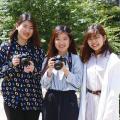専門学校 九州スクール・オブ・ビジネス 10月の体験入学(マスコミ広報)
