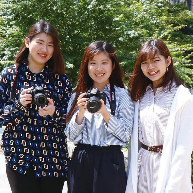 専門学校 九州スクール・オブ・ビジネス 1月の体験入学(マスコミ広報)1