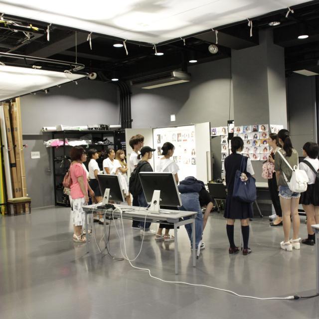 国際文化理容美容専門学校渋谷校 学校見学会3