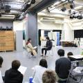 日本映画大学 高校生のためのワークショップ 身体表現