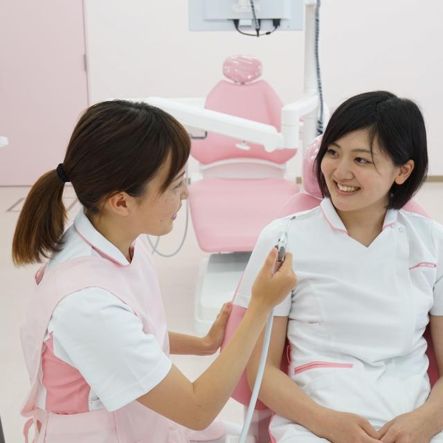 日本体育大学医療専門学校 【歯科衛生コース】まだ間に合う!3年生歓迎オープンキャンパス1