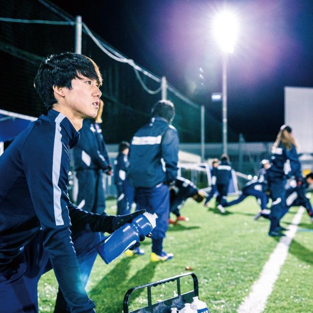 北海道メディカル・スポーツ専門学校 スポーツ分野の今と未来がわかる!メディスポのO.C1