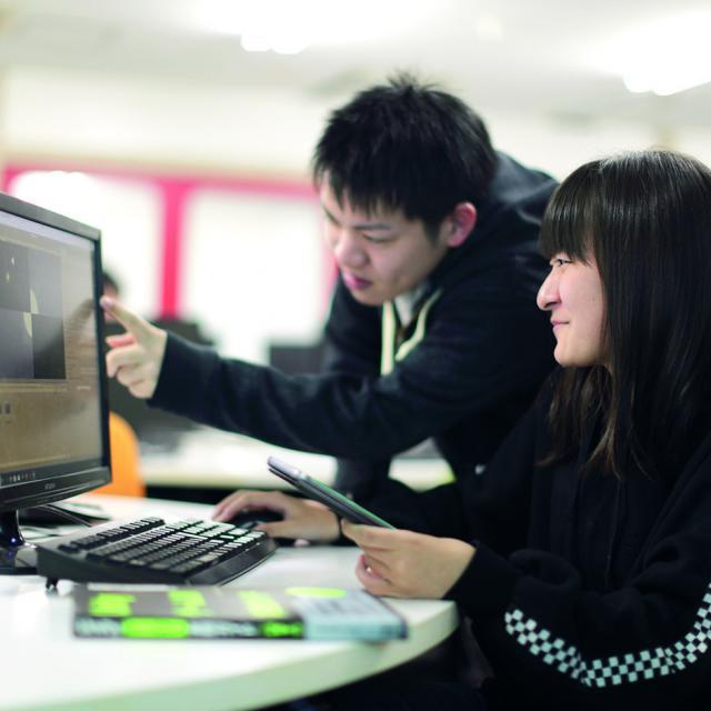 専門学校デジタルアーツ仙台 ゲームクリエイター科 オープンキャンパス【送迎バス運行】3