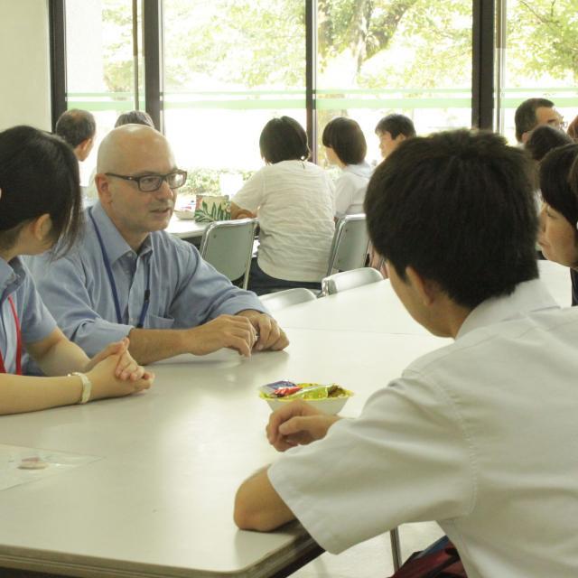 九州ルーテル学院大学 個別相談&こどもフェスティバルの日1