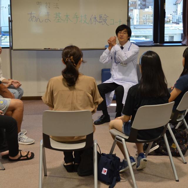 関西医療学園専門学校 女性のカラダ・健康を支える!笑顔あふれる仕事を目指す。2
