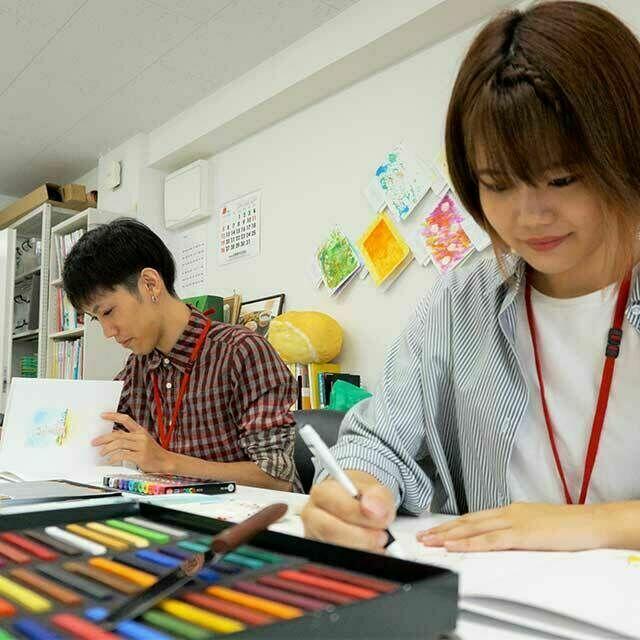 北海道芸術デザイン専門学校 【1日体験】毎回変わる実習メニュー。bisenを体験しよう!1