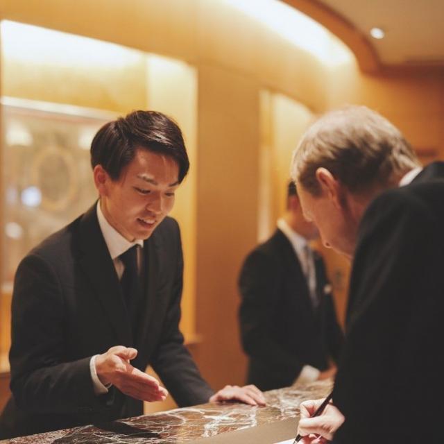 中村国際ホテル専門学校 ホテル・ブライダルがよく分かる!オープンキャンパス1