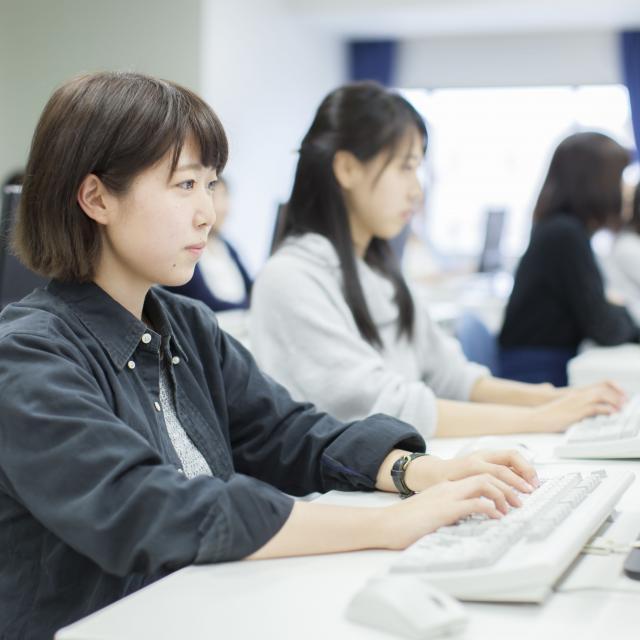 岡山医療技術専門学校 【医療事務学科】オープンキャンパス2