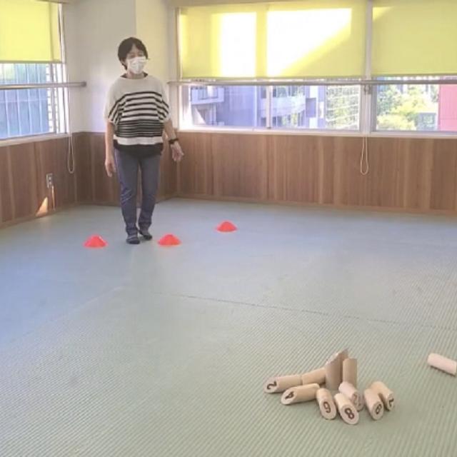 日本児童教育専門学校 来校型 モルック体験会 ぜっっったい楽しい!!!1