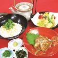 山手調理製菓専門学校 【日本料理】鯛の薄造りと鯛茶漬け